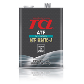 Масло трансмиссионное для АКПП TCL MATIC J 4л.