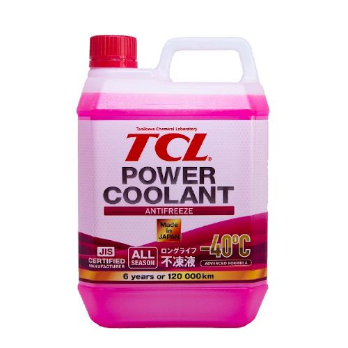 Антифриз розовый 2L  -40*C SLL