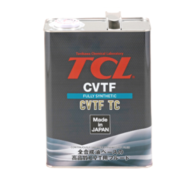 Масло трансмиссионное для АКПП TCL CVTF TC 4L
