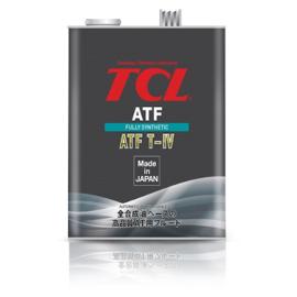 Масло трансмиссионное для АКПП TCL ATF TYPE T-4