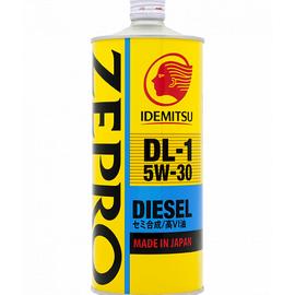 Масло моторное 5W30 DL-1  Zepro Disel 1L