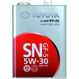 Маcло SN 5W30 MULTI 4L мет.