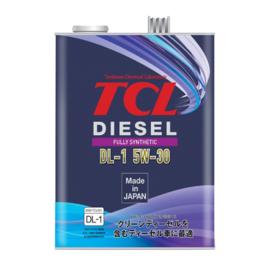 Масло моторное  Diesel Fully Synth DL-1 5W30 4L