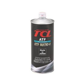 Масло трансмиссионное для АКПП TCL MATIC J 1л.
